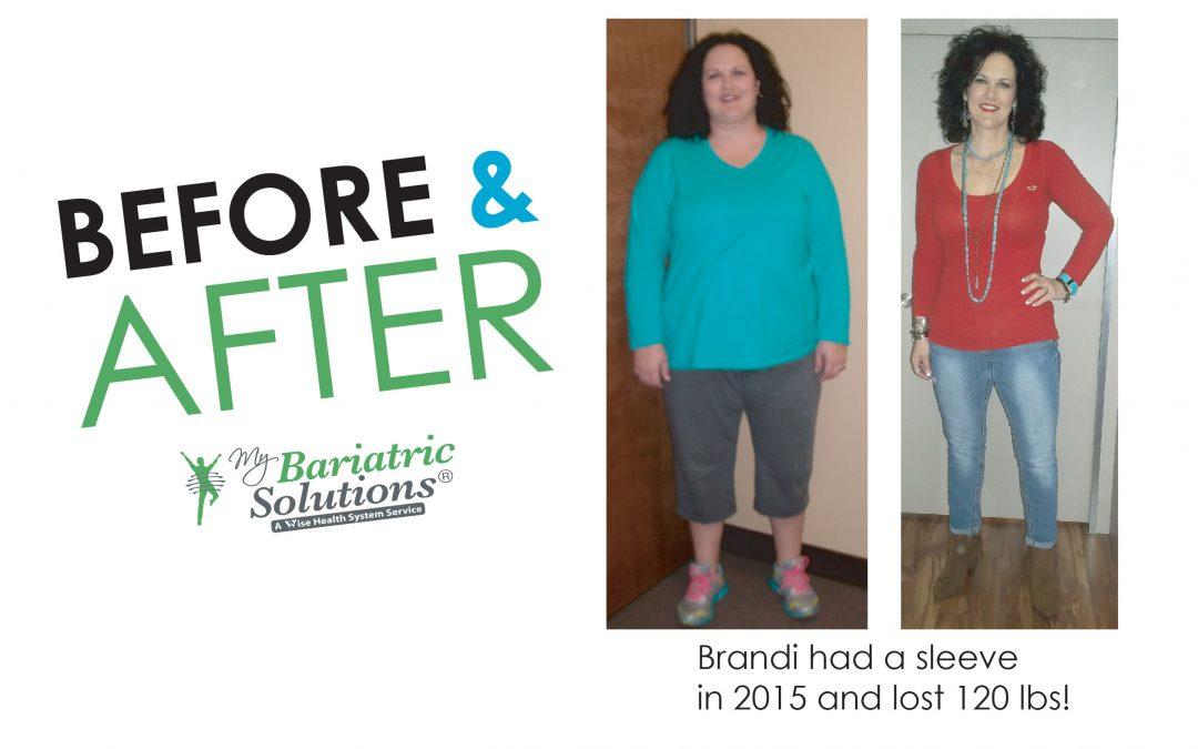 Brandi – Weight Loss