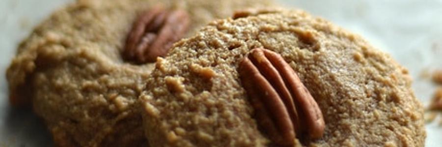 no-flour-low-sugar-chew-pecan-cookies-recipe