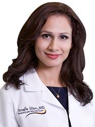 Dr. Arsalla Islam, MD, FACS, FASMBS