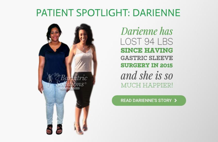 Hear Darienne's Story